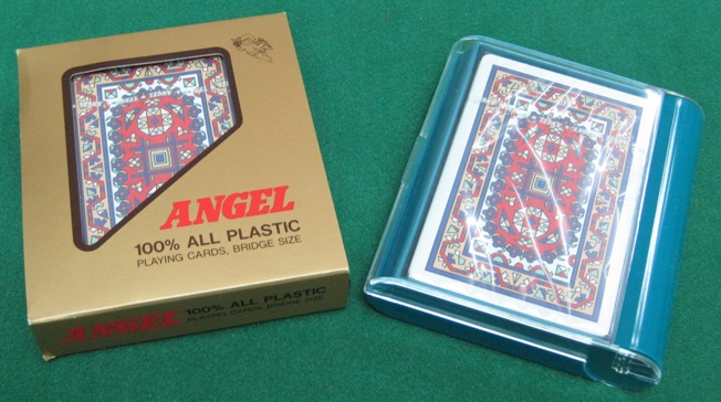 Swee Huat Plastic Co Angel Playing Card